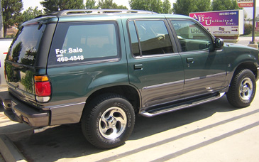 1997 Mercury Mountaineer #13