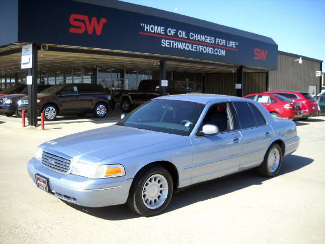 1998 Ford Crown Victoria #16