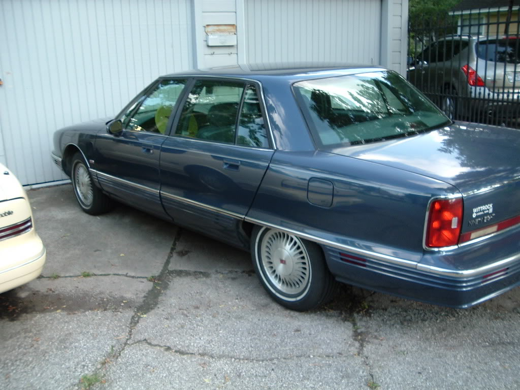 1992 Oldsmobile Ninety-eight #11