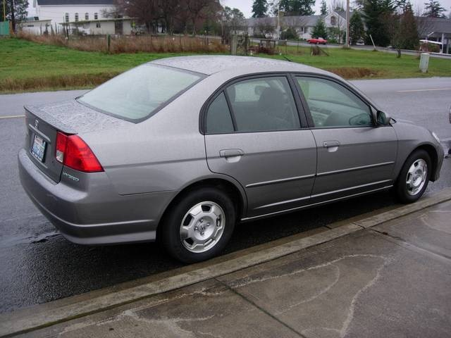 2005 Honda Civic #13