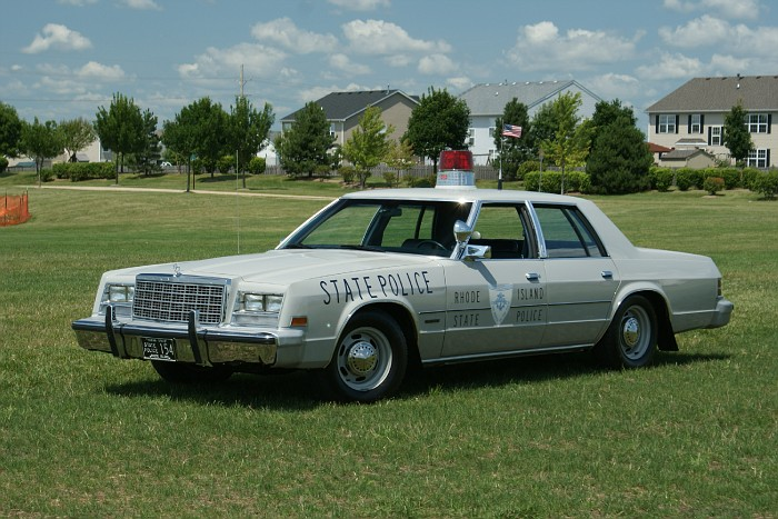 1981 Chrysler Newport #3