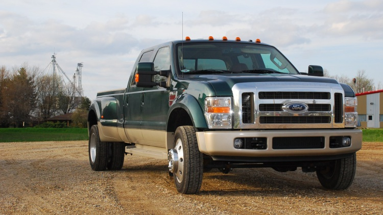 2008 Ford F-450 #2