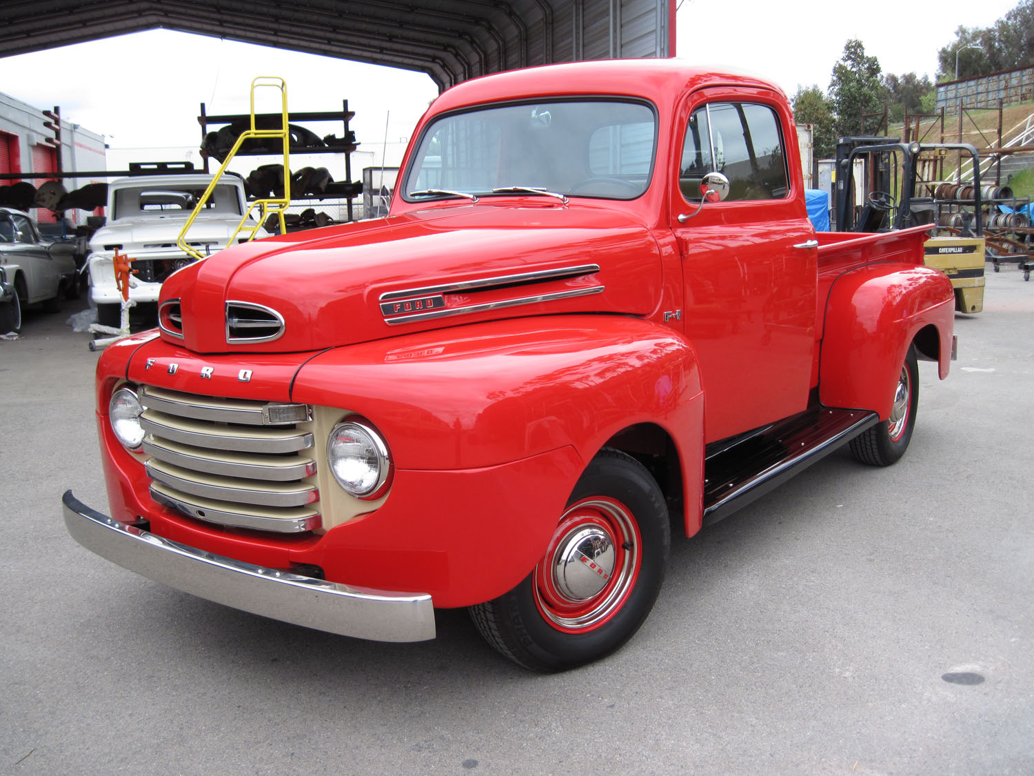 1948 Ford F #3