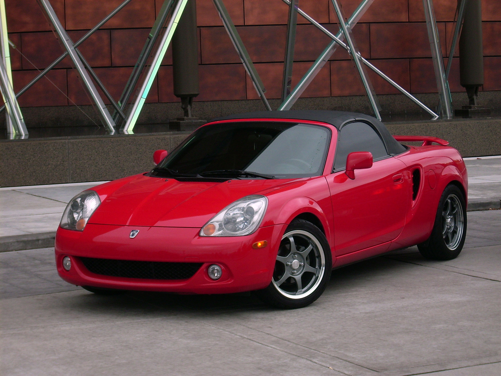 2005 Toyota Mr2 Spyder #5