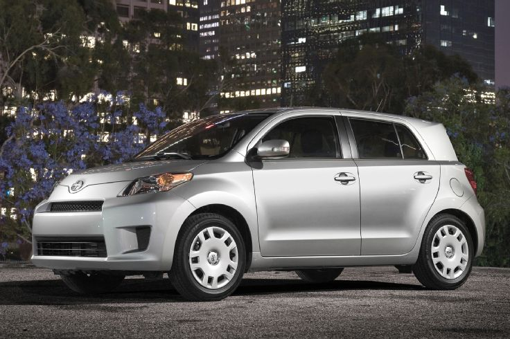 2014 Scion Xd #5