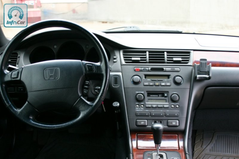 1998 Honda Legend #6