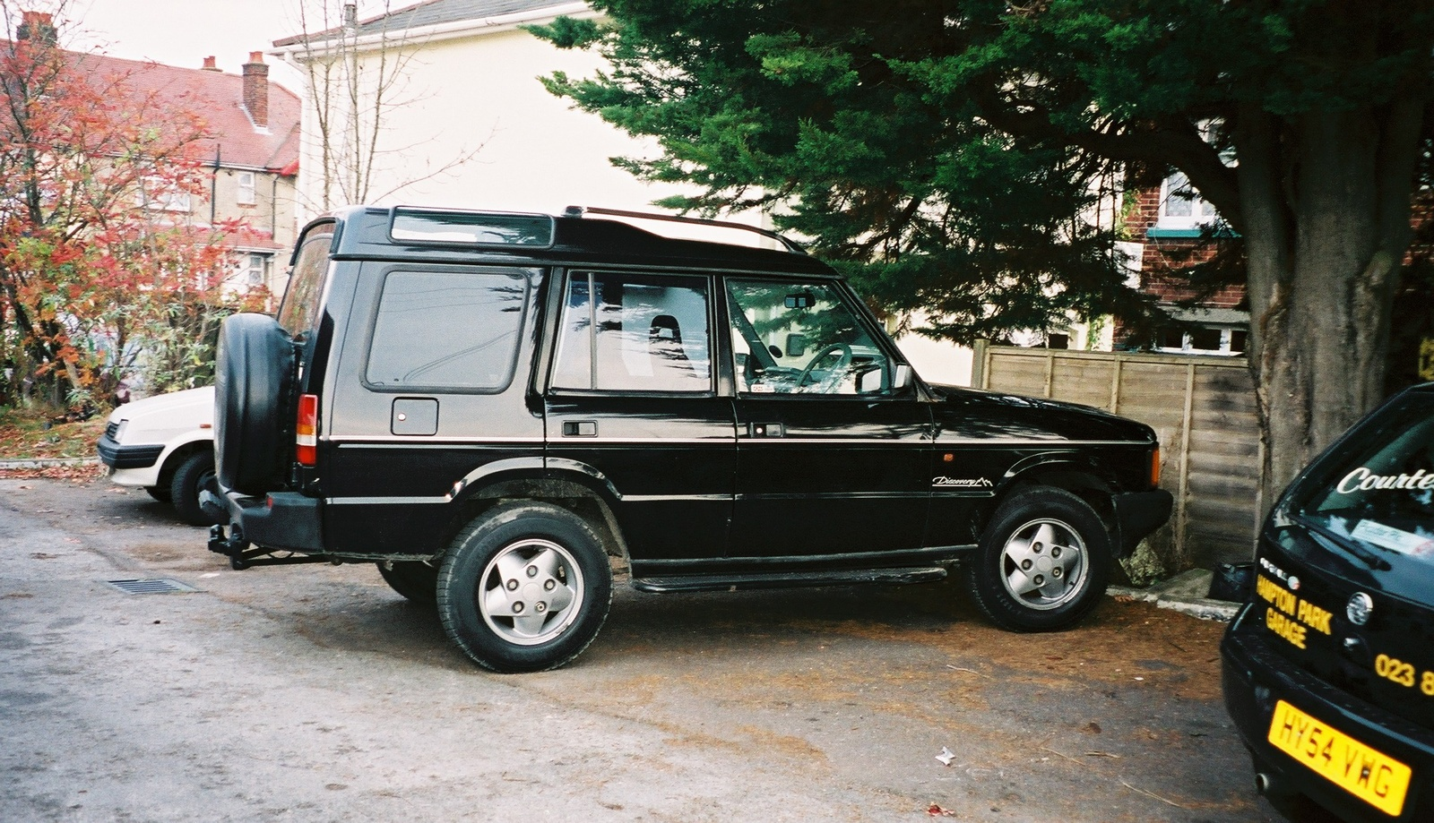 1996 Land Rover Discovery #11