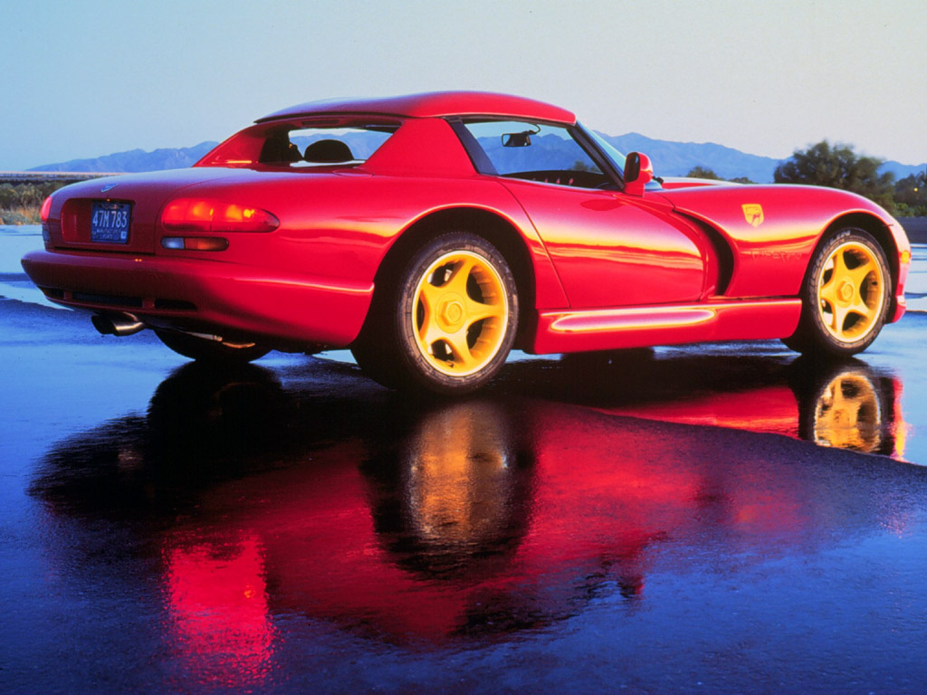 1993 Chrysler Viper #18