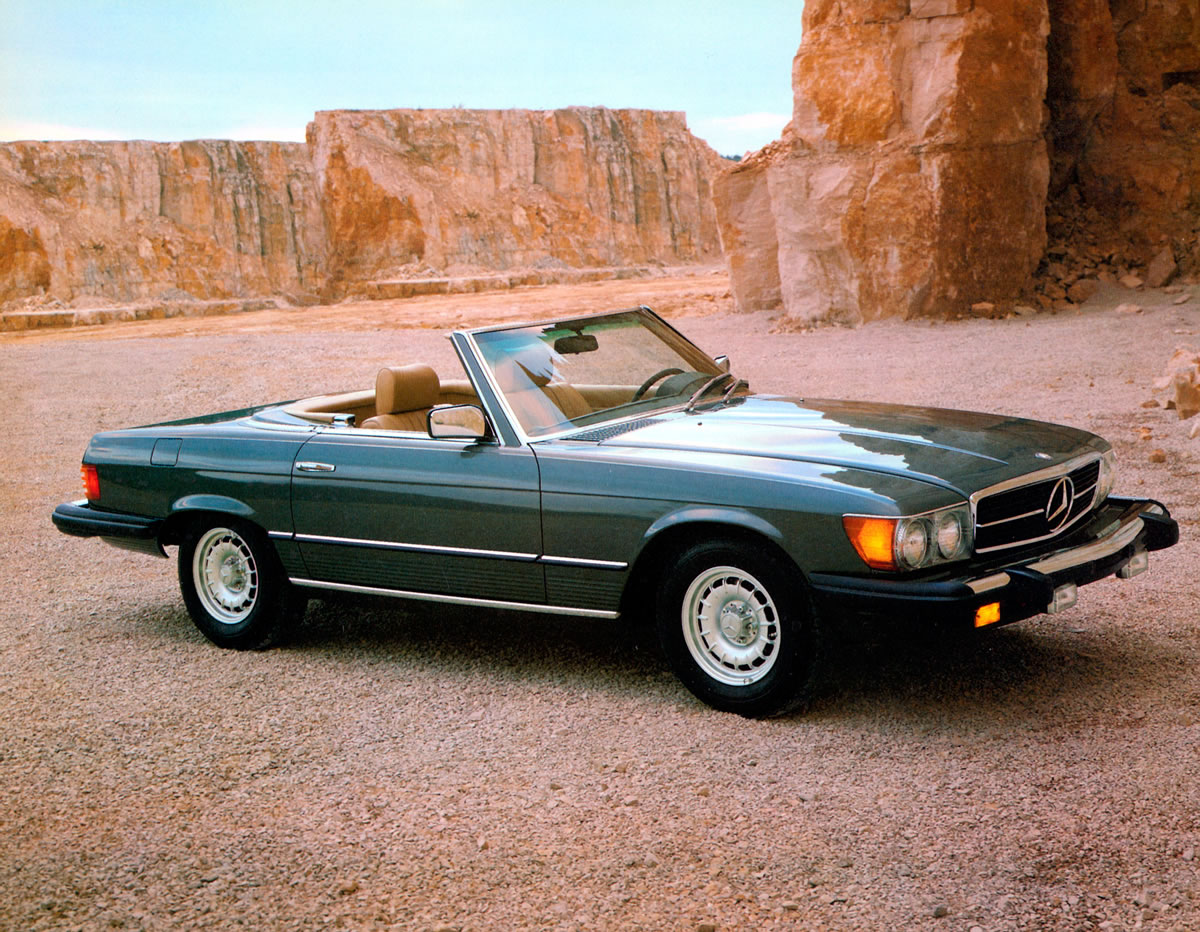 1989 Mercedes-Benz SL #12