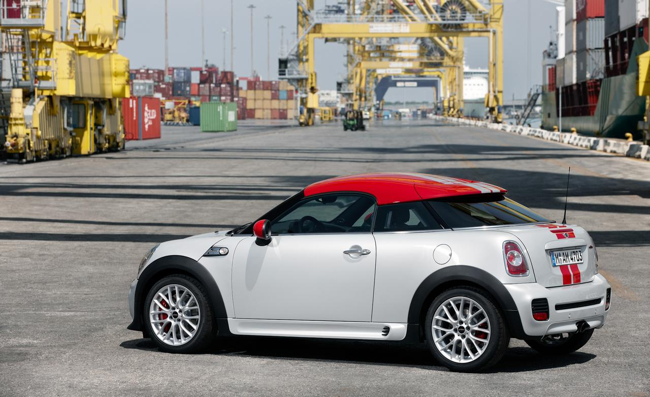 2014 Mini Cooper Coupe #1