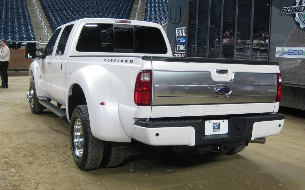 2013 Ford F-450 Super Duty #8