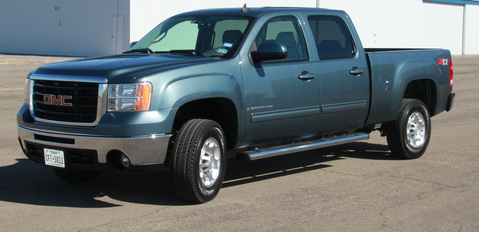 2008 GMC Sierra 2500hd #2