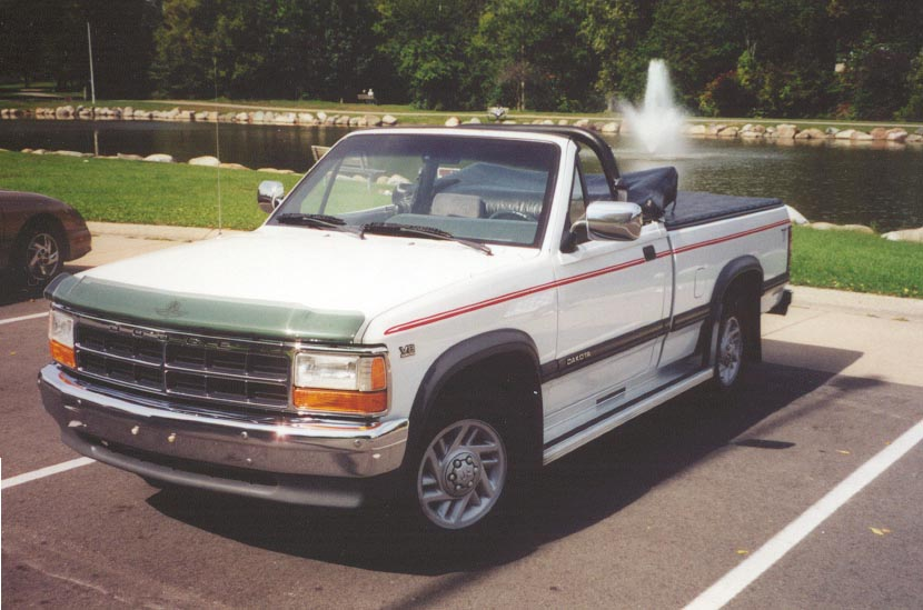1991 Dodge Dakota #12