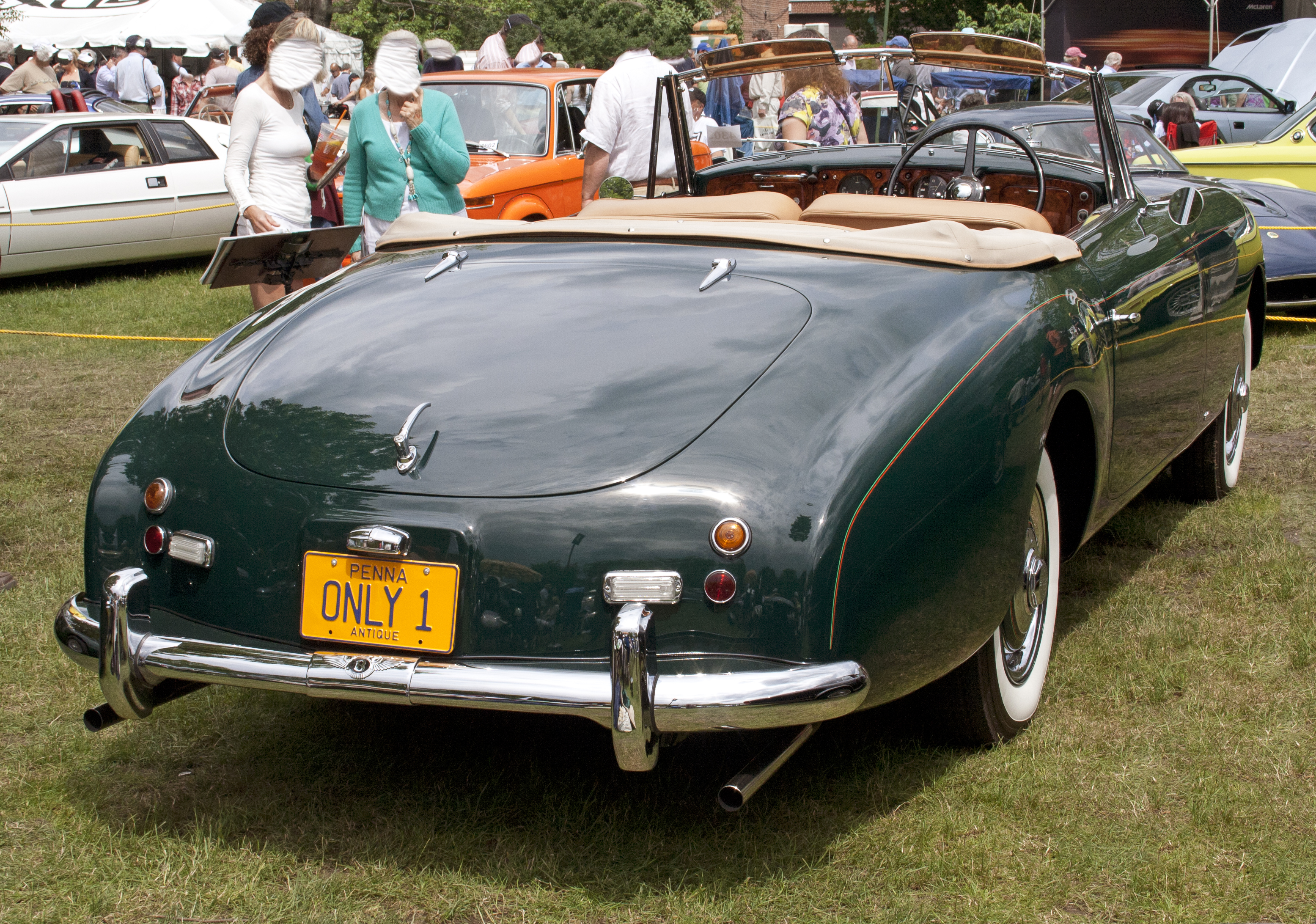 1951 Bentley Mark VI #10