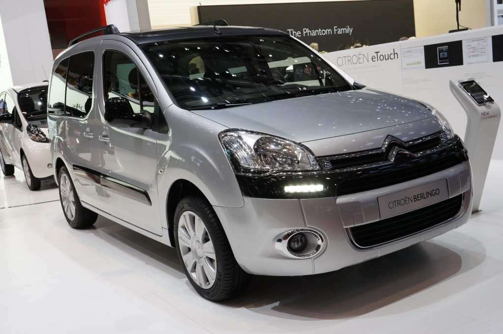 2012 Citroen Berlingo #11