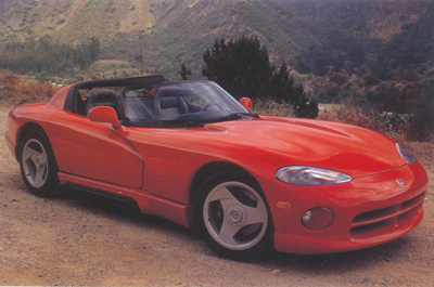 1993 Chrysler Viper #2