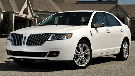 2010 Lincoln Mkz #2