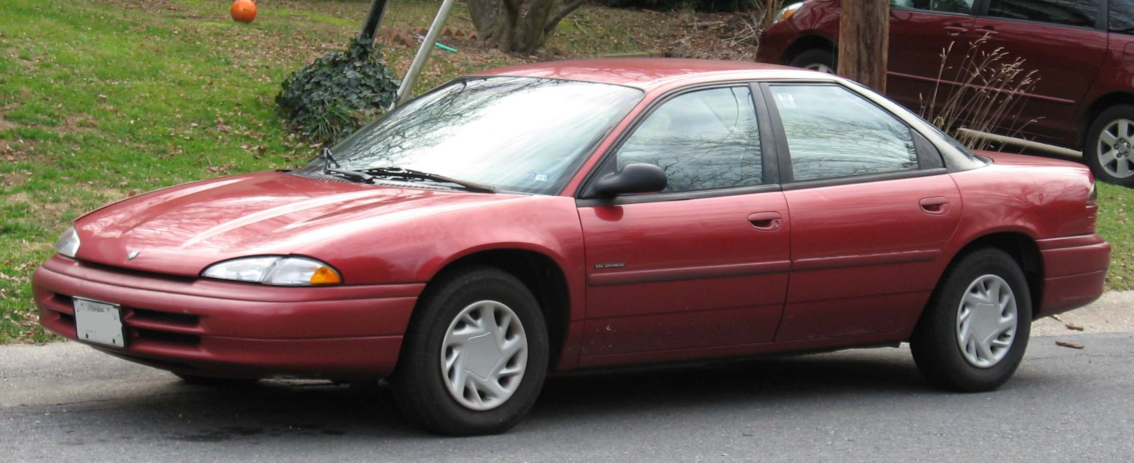 1995 Dodge Intrepid #5