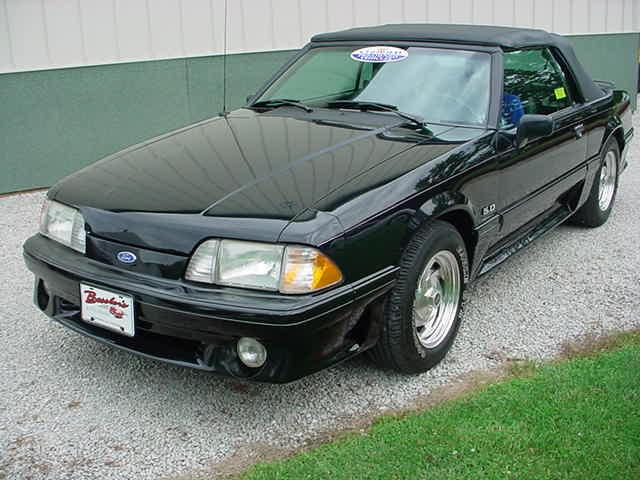 1992 Ford Mustang #12