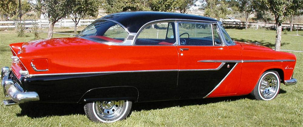 1955 Plymouth Belvedere #5
