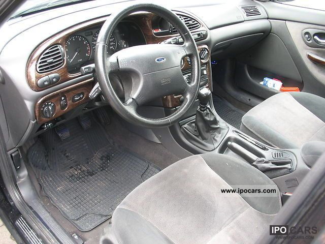 2000 Ford Mondeo #11