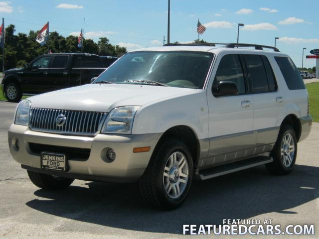2004 Mercury Mountaineer #5