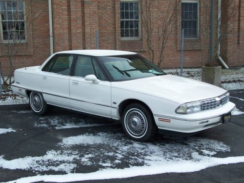 1992 Oldsmobile Ninety-eight #13