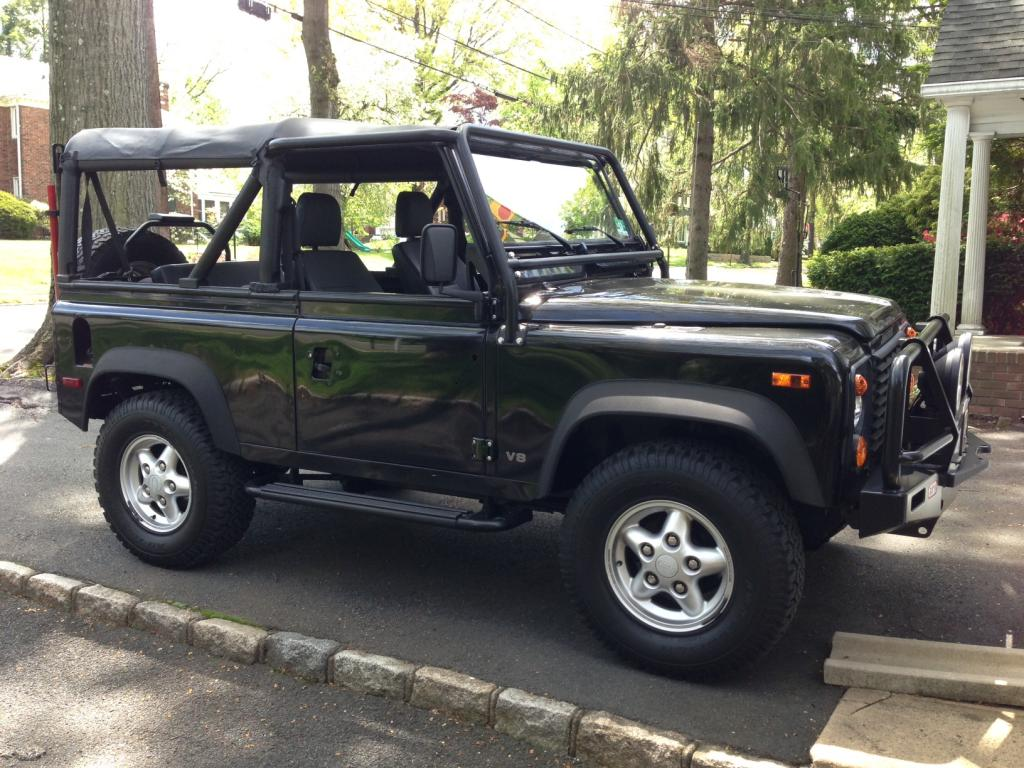 1995 Land Rover Defender #17