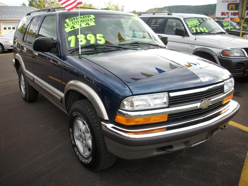 1999 Chevrolet Blazer Photos, Informations, Articles ...