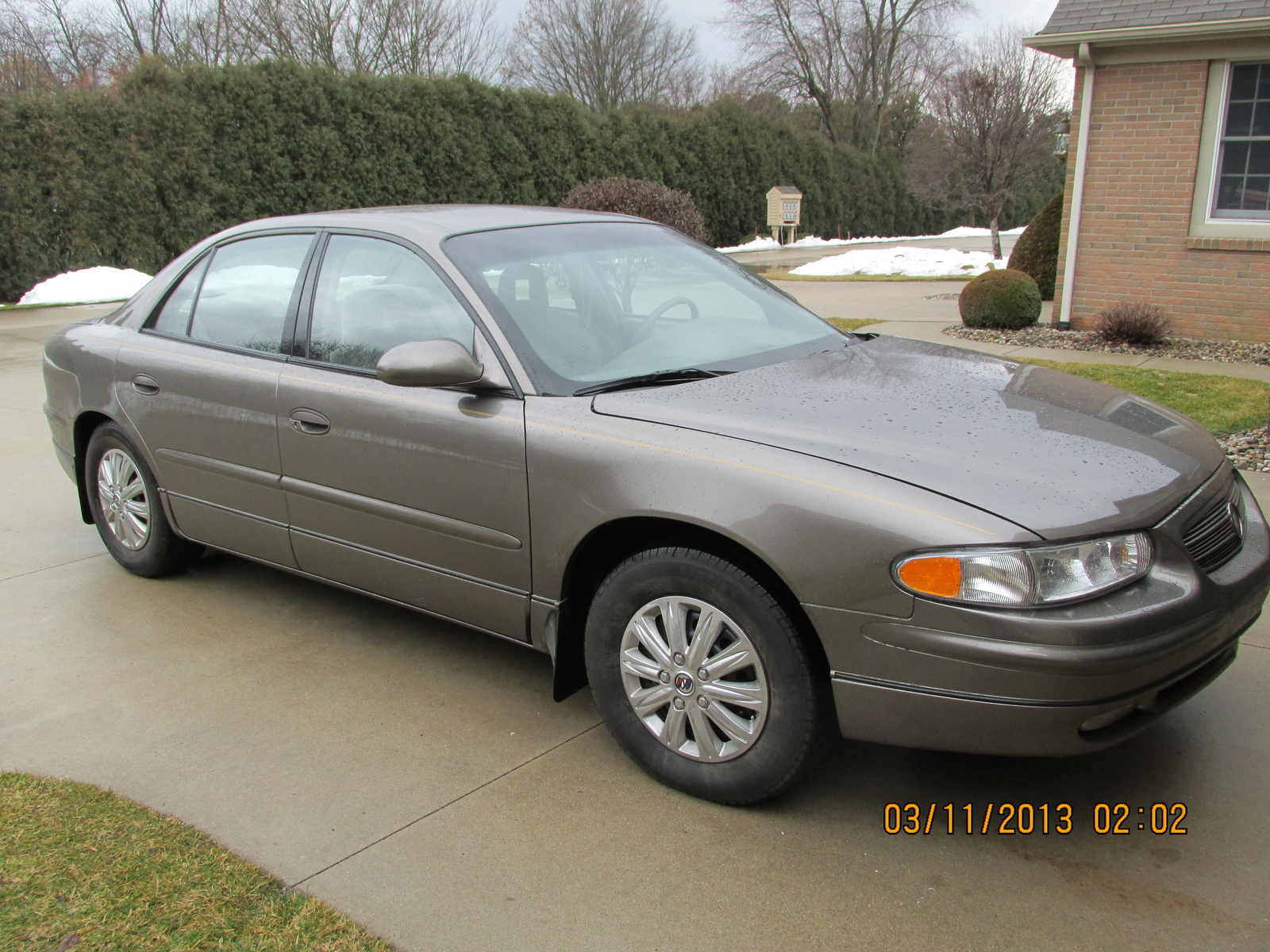 2002 Buick Regal #1
