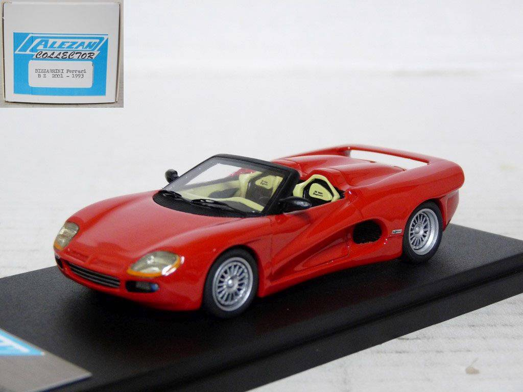 1999 Bizzarrini BZ-2001 #10
