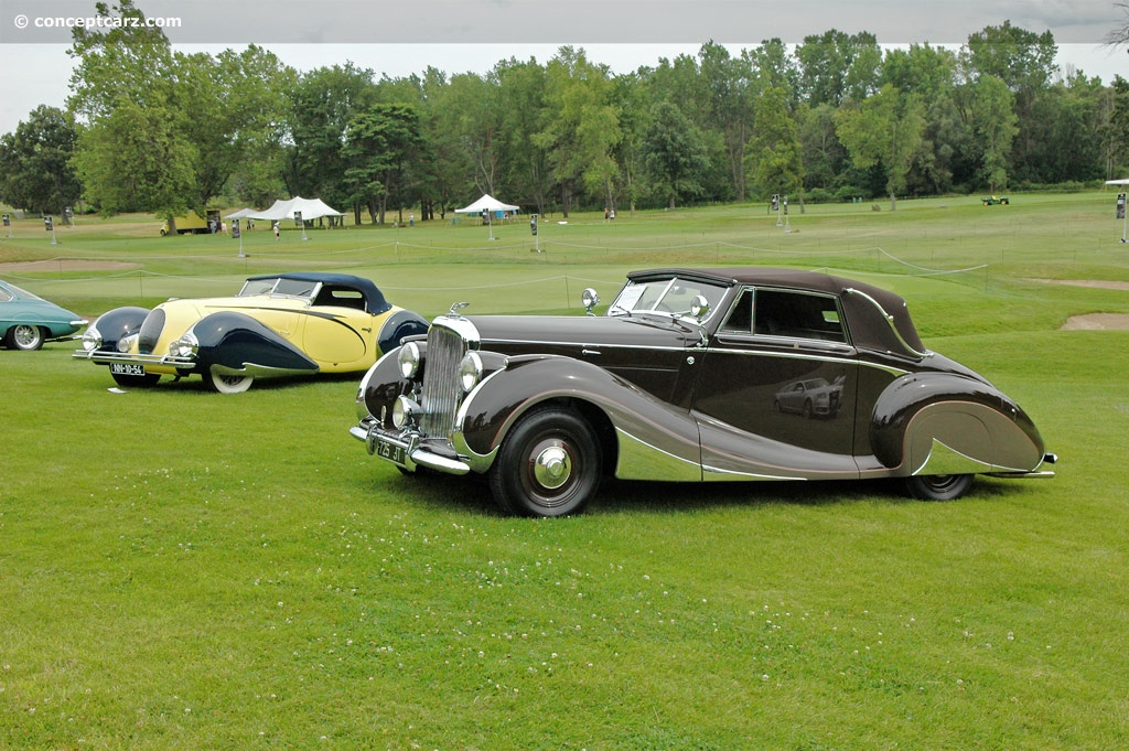 1947 Bentley Mark VI #5