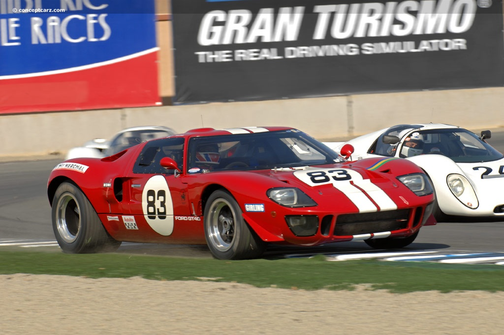 1969 Ford GT 40 #3
