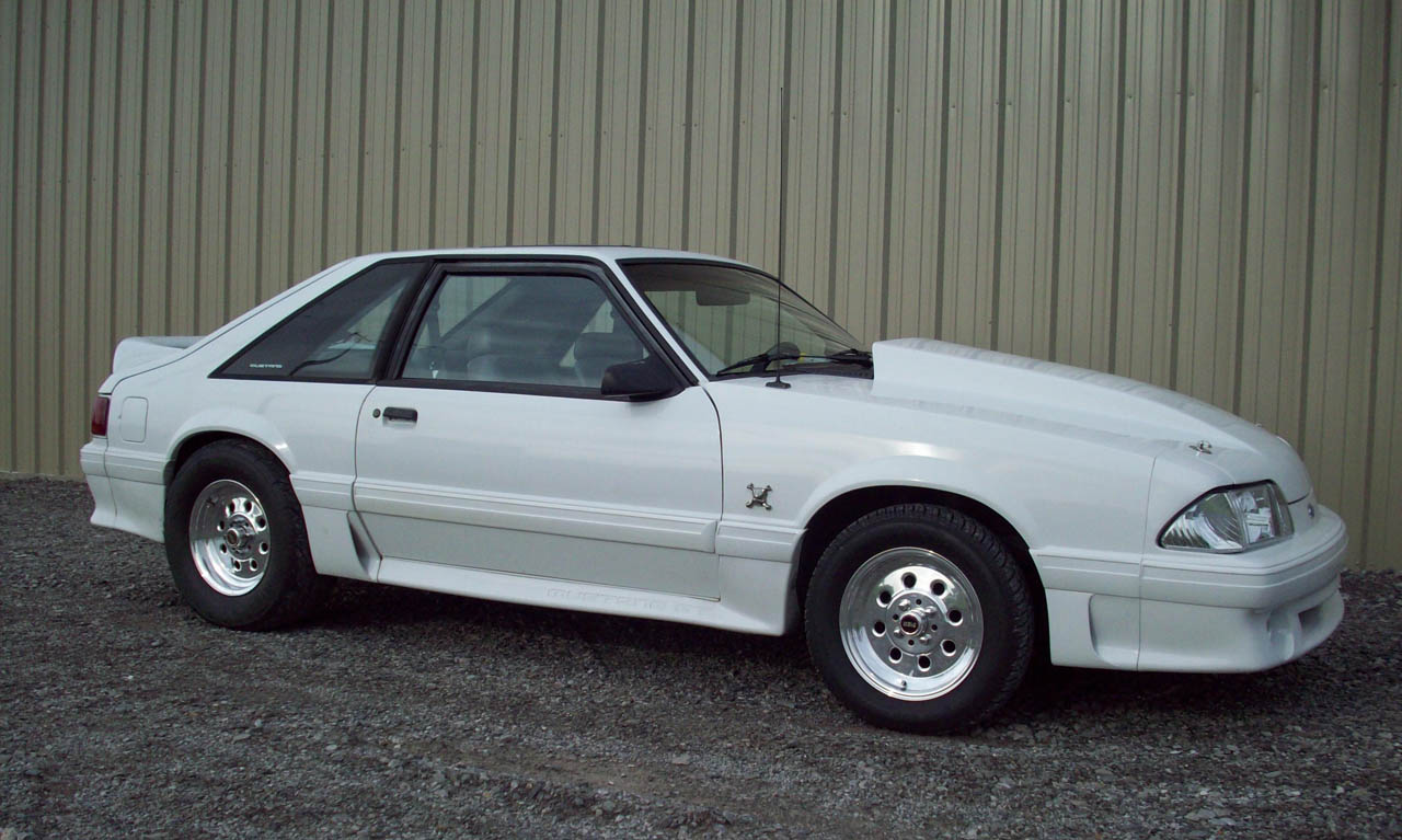 1990 Ford Mustang #5