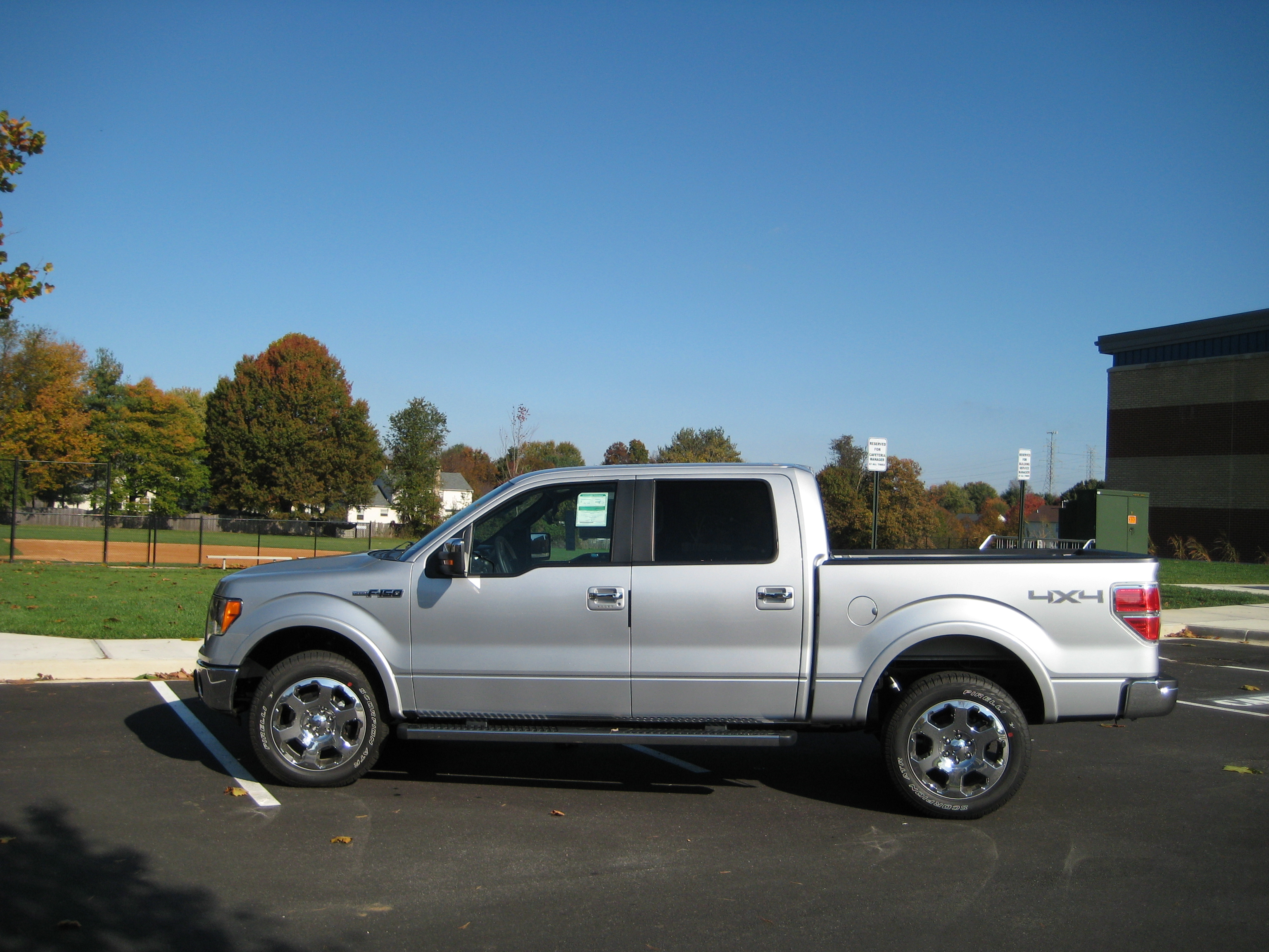 2010 Ford F-150 #10