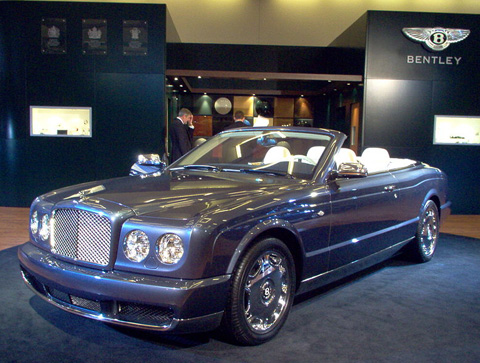 2010 Bentley Azure T #6