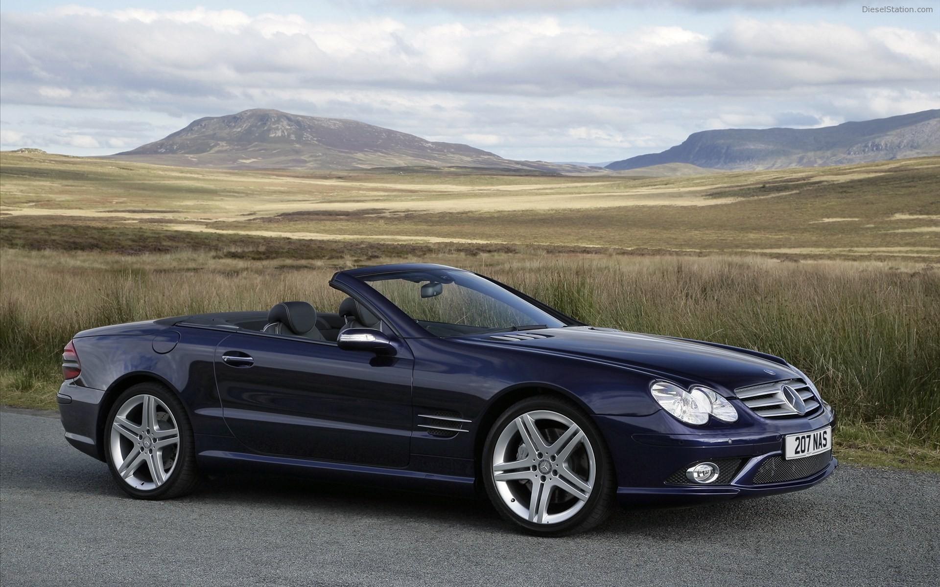 2007 Mercedes-Benz SL #5