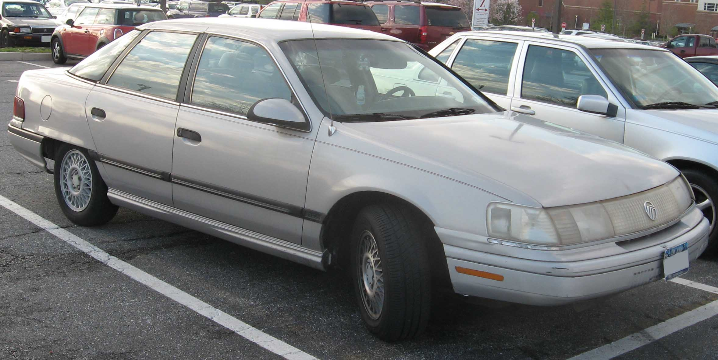 1990 Mercury Sable #8