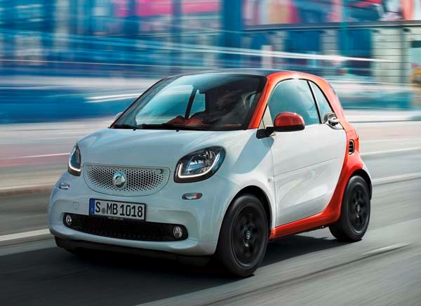 2016 Smart Fortwo #5