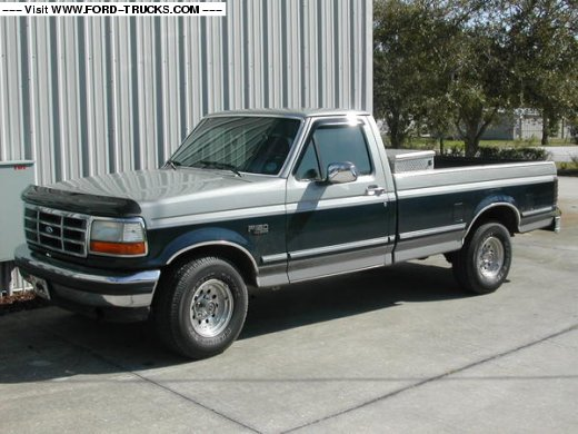 1993 Ford F-150 #13
