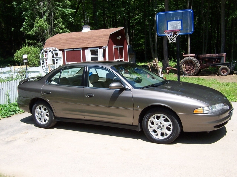 2000 Oldsmobile Intrigue Photos Informations Articles Bestcarmag