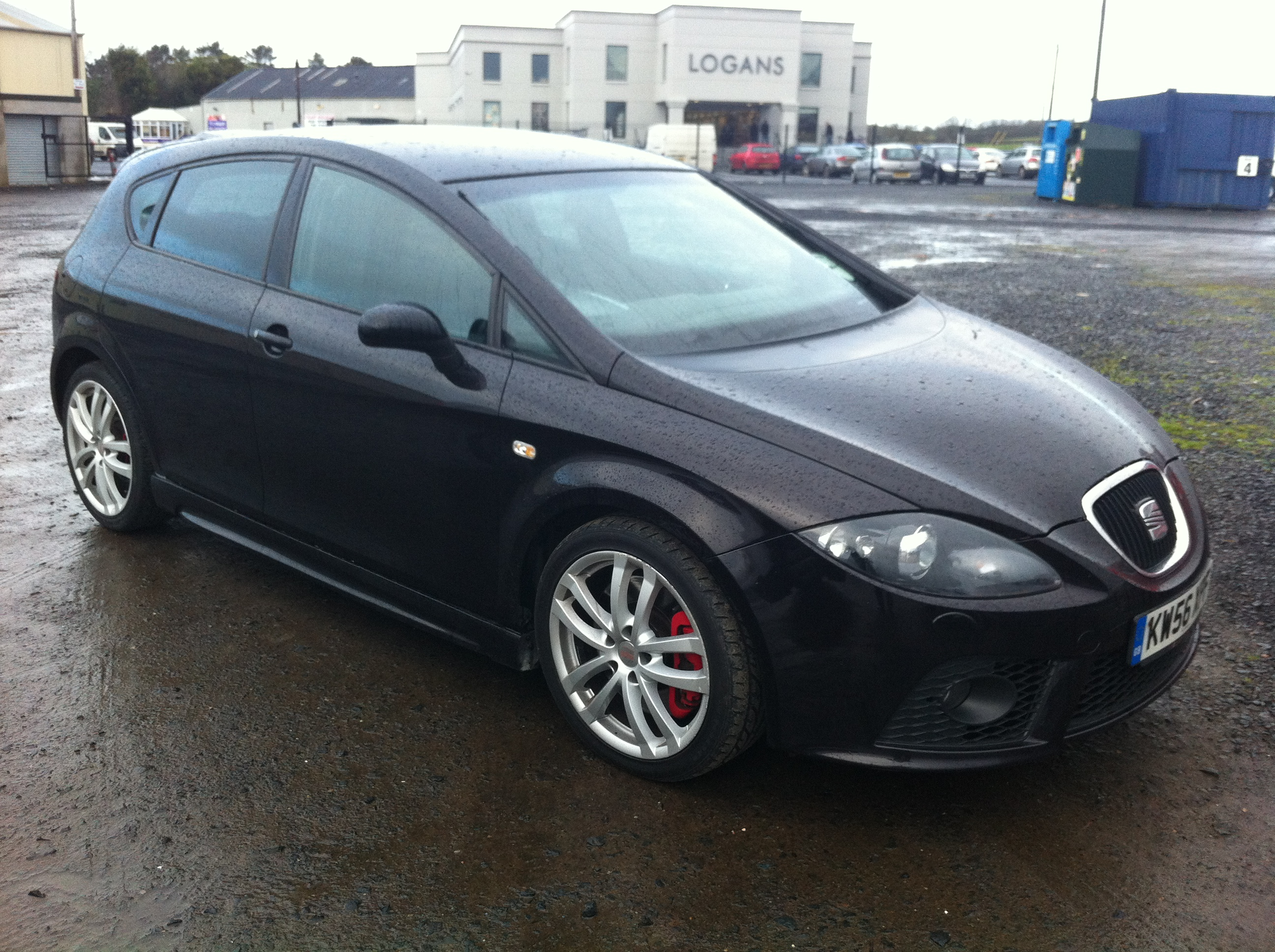 2007 Seat Leon Photos Informations Articles Bestcarmag Com
