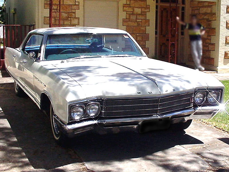 Buick Electra #8