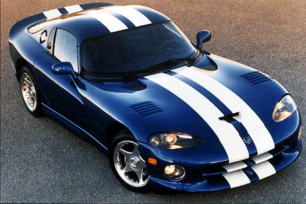 Chrysler Viper #6