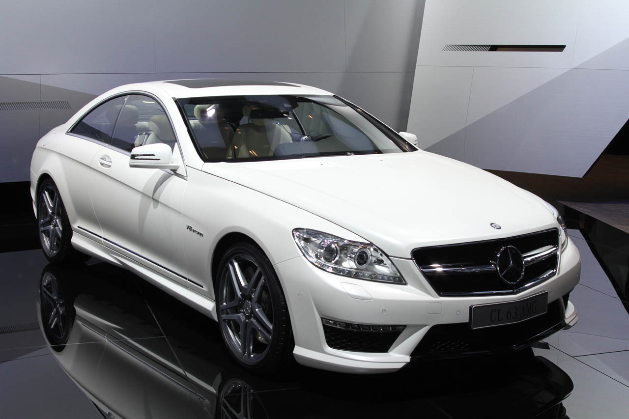 2010 Mercedes-Benz CL #16