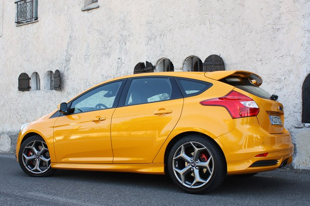 2013 Ford Focus St #3