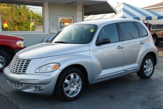 2004 Chrysler Pt Cruiser #7
