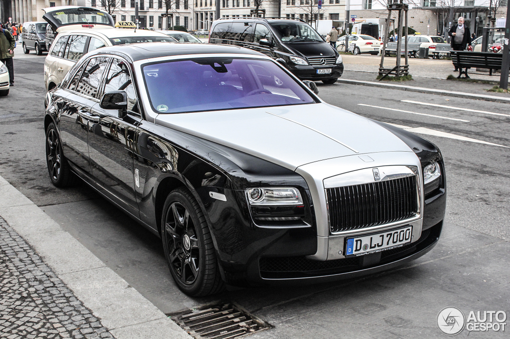 Rolls Royce Ghost #16