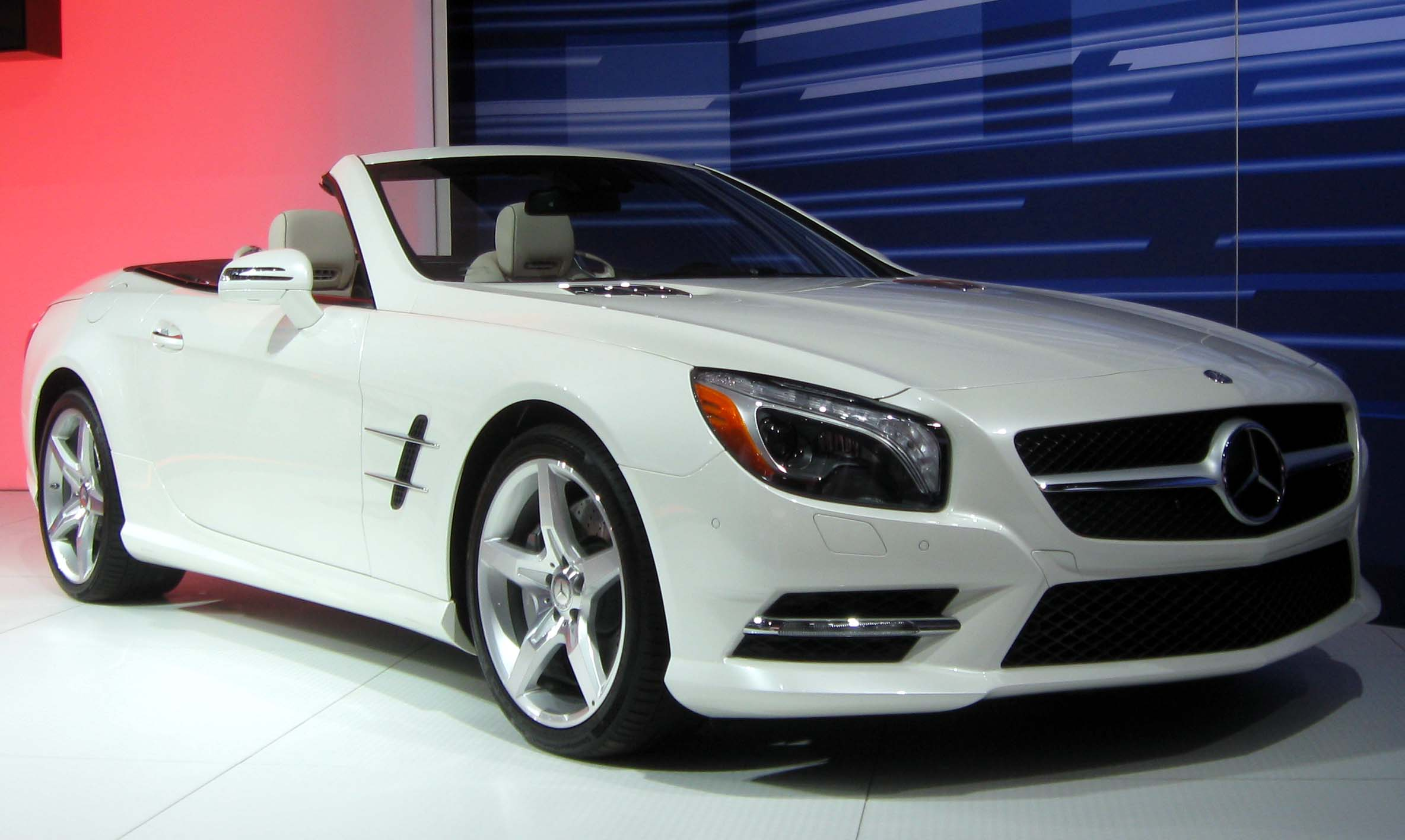 2012 Mercedes-Benz SL #14