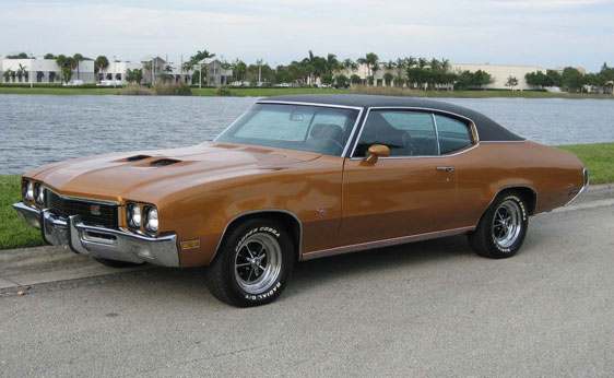 1972 Buick GS #7
